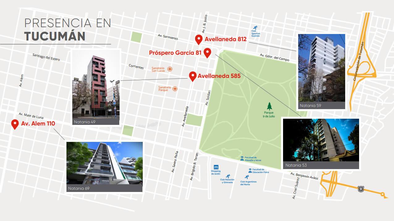 Tucumán: Avances, entregas y nuevos proyectos